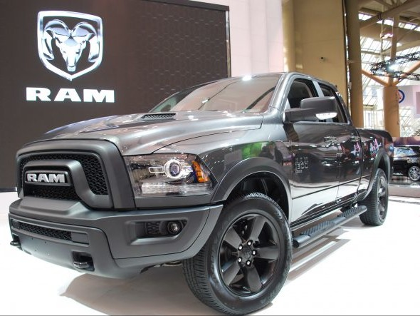 Warlock: Ram Conjures Up New Life for an Old Truck