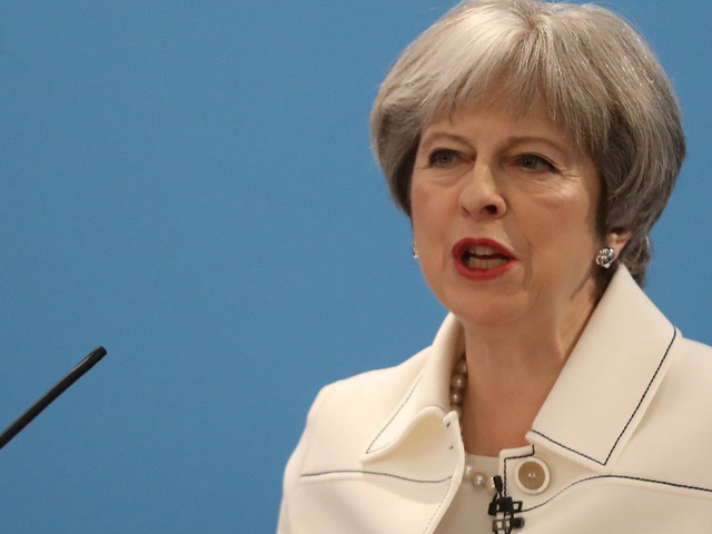Theresa May Says Tories Must Face Up To People's Doubts They Care About The NHS