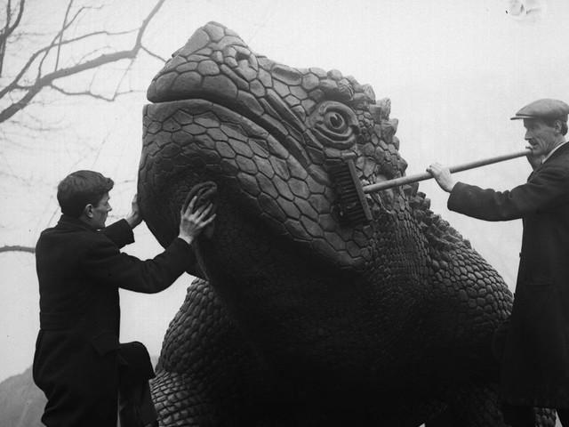 SB Nation reviews: The Crystal Palace Dinosaurs