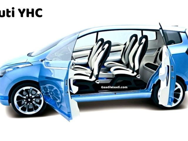 Upcoming Maruti 6-Seater Crossover Codenamed YHC, Launch Next Month