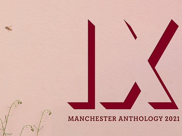 Students from the Centre for New Writing launch the 2021 edition of the Manchester Anthology