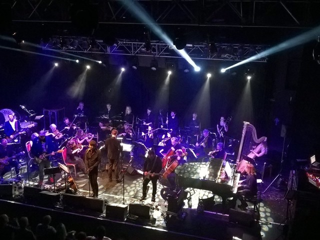 Mercury Rev and The Royal Northern Sinfonia – Bristol O2 Academy and The Barbican, London – July 13/14 2017