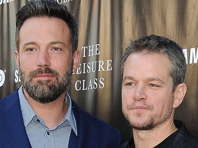 Matt Damon Opens Up About His Plans to Work with Ben Affleck After 'The Last Duel'