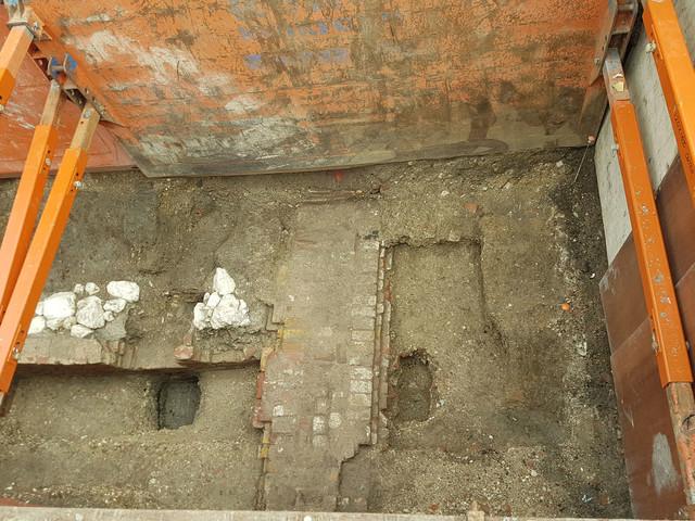Revealing a lost Elizabethan theatre in East London