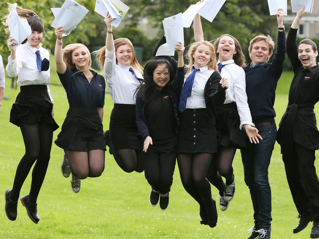 SQA Results 2017: Thousands Of Scottish Pupils Set To Receive Exam Results Today