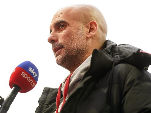 Pep Guardiola admits Manchester City's Champions League tie with PSG takes priority over Carabao Cup