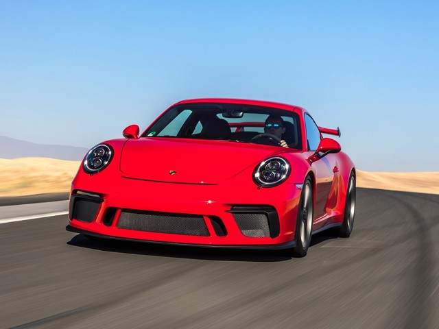 Porsche Really Doesn't Want to Turbocharge the 911 GT3