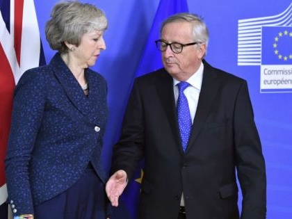 Brexit melee: Mrs. May to Brussels to meet Juncker; on Thursday Corbyn talks to Barnier