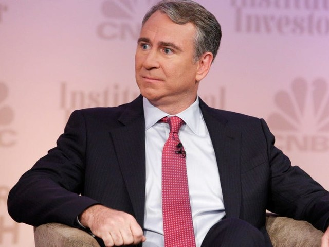 $30 billion Citadel just poached an AQR exec for a new leadership role to supercharge billionaire Ken Griffin's bond trading team