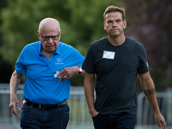 Fox CEO Lachlan Murdoch and Other Top Executives to Forgo Salaries Through September