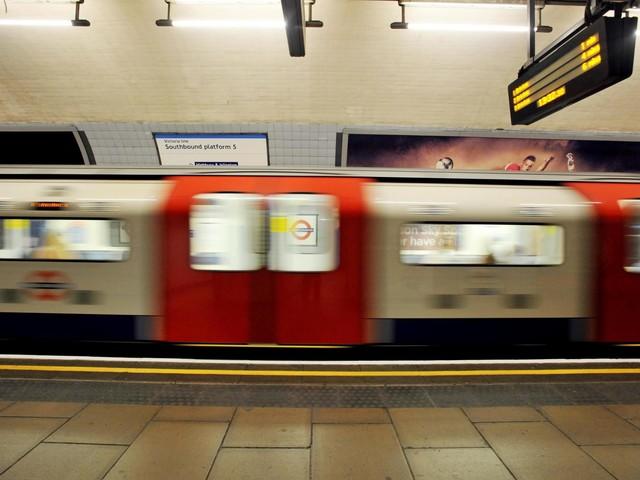 Victoria Line delays: Trains grind to a halt with 'severe' disruption after fire alert at Tottenham Hale