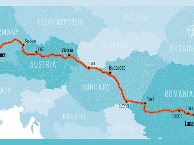 Rolls-Royce Wraith Black Badge: epic road trip to Romania