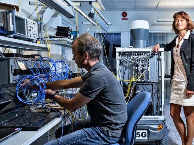 Behind the scenes: How Ericsson is building a world with 5G
