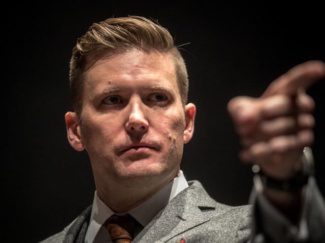 Richard Spencer Banned From 26 European Countries