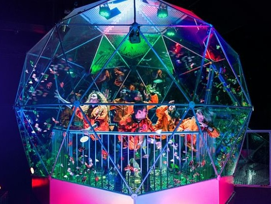 Nickelodeon Teams With Bunim/Murray to Import Hit UK Game Show 'The Crystal Maze'