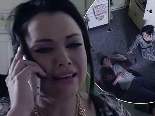 EastEnders: 'Terrified' fans scream in horror as Whitney Dean murders her stalker Leo King