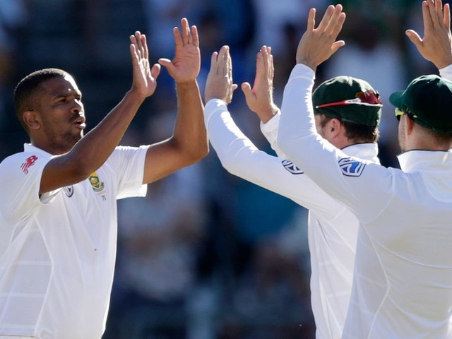 No insecurity in four-pronged pace pack if you put ego aside - Philander