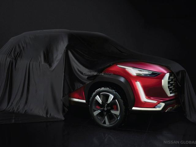 Nissan Magnite (Vitara Brezza Rival) To Be Revealed Tomorrow