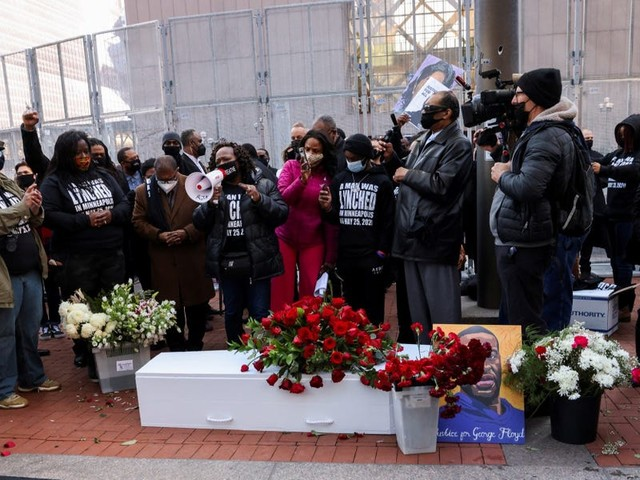 Derek Chauvin's trial is testing the stress levels of Black Americans. Here's what leaders and allies can do to help.