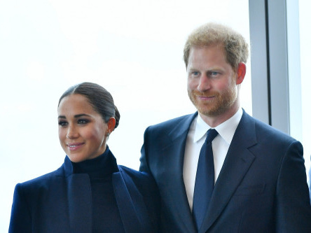 Duke and Duchess of Sussex make first New York engagement