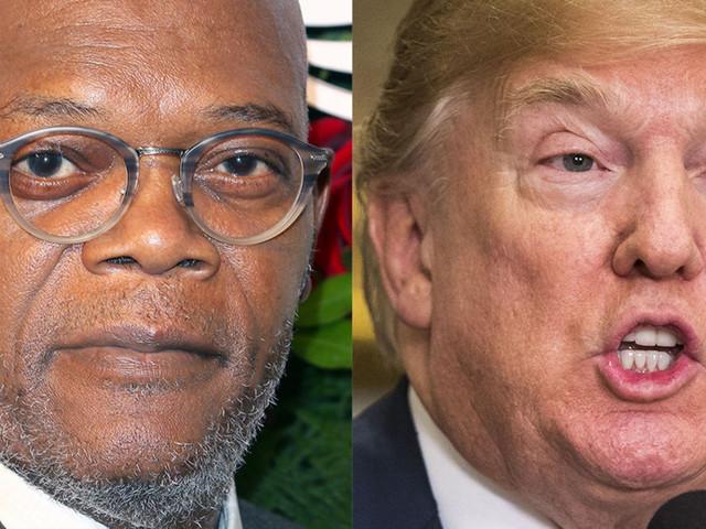 Samuel L. Jackson Shreds Trump Over Armed Teachers Idea