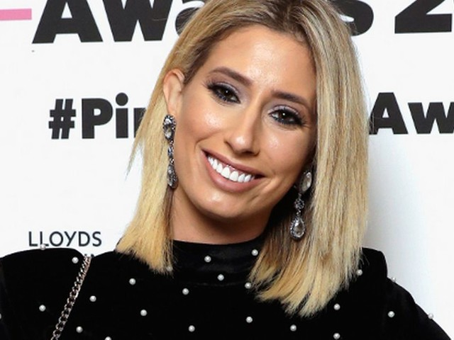 Stacey Solomon vows to NEVER have surgery after opening up about her biggest body insecurity: 'Everyone gets the same nose'