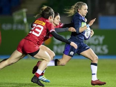 Televising women's sport 'gives a sense of validation' - Gemma Fay