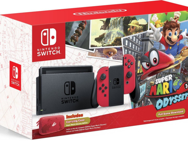 Black Friday 2017: This is the best Nintendo Switch bundle so far this year