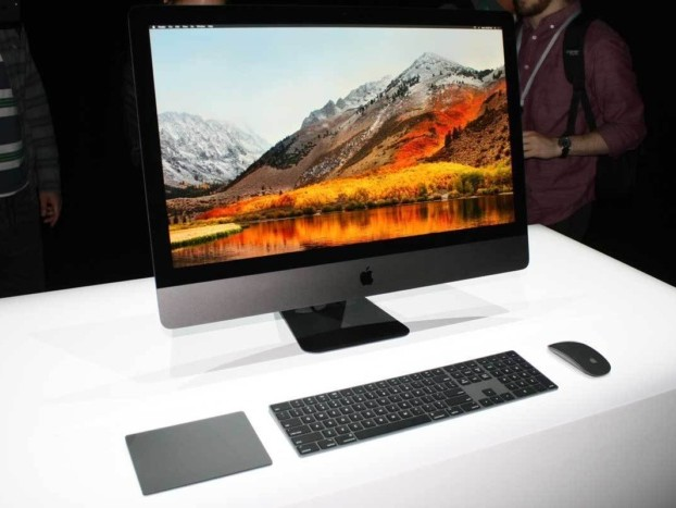 You can buy an iMac Pro on Dec. 14, but you can't upgrade the RAM