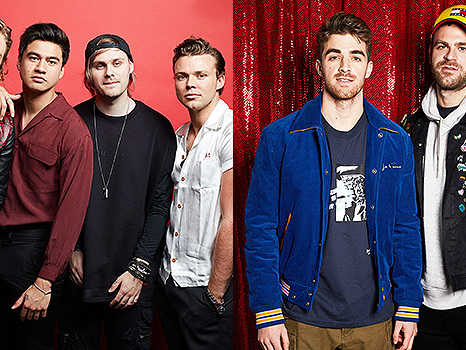 5SOS Announce 2019 Tour With The Chainsmokers, But Fans Are Not Here For It
