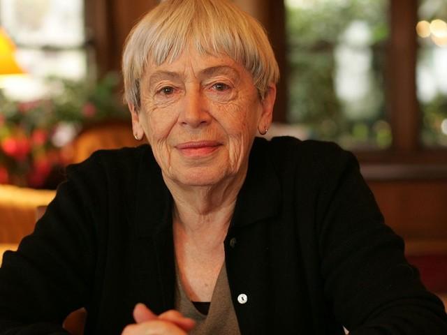 RIP Ursula K. Le Guin, dreamer of the best dreams