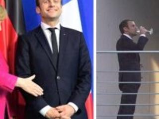 Merkel joins Macron to kick off Debussy year