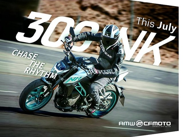 CF Moto 300NK, 650NK, 650MT and 650GT ready for July 2019 launch