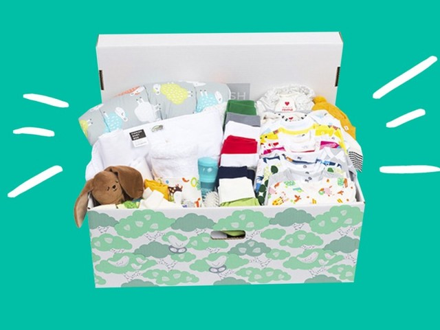 How I Fell in Love With the Finnish Baby Box