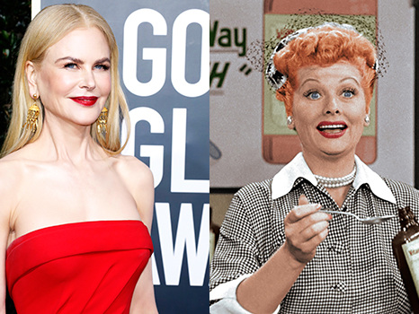 Nicole Kidman Vows To 'Try Her Best' While Playing Lucille Ball After Casting Controversy