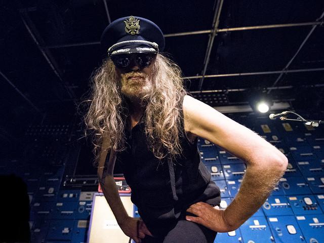 Julian Cope: Gorilla, Manchester – live review