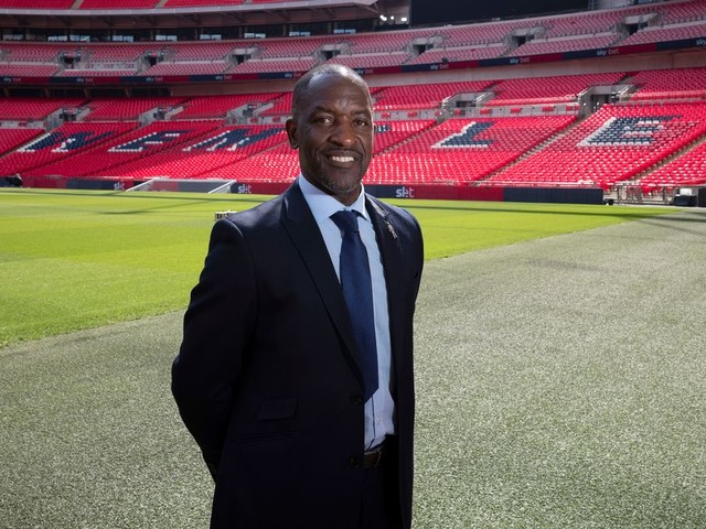 New job for former Huddersfield Town manager