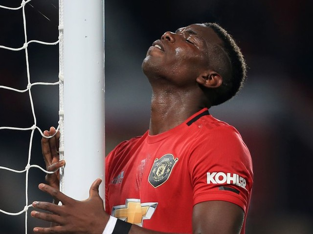 Man Utd ready to sell Paul Pogba with transfer replacements lined up