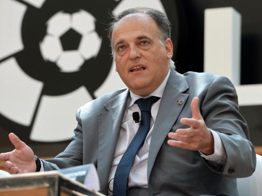 La Liga chief says PSG make mockery of system