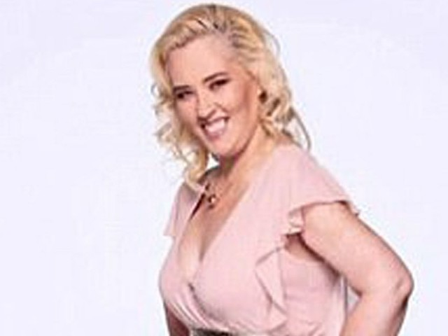 Honey Boo-Boo's Mama June 'arrested on possession of crack cocaine and crack pipe'