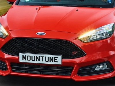 Mountune m460D Kit Adds 20 Horsepower to The Ford Focus ST