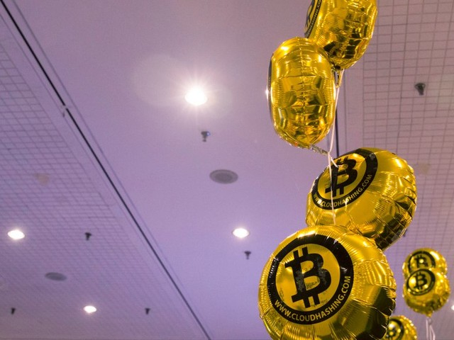 The bitcoin crash could be a blessing in disguise for the US financial system