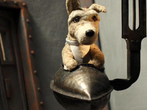 Laika: Forget historic tragedy, this first space dog saves alien planets