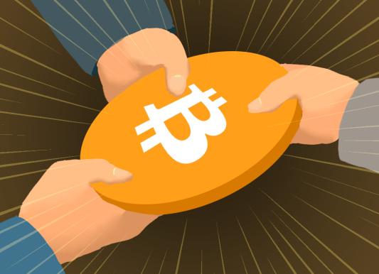 Bitcoin just passed $4,000