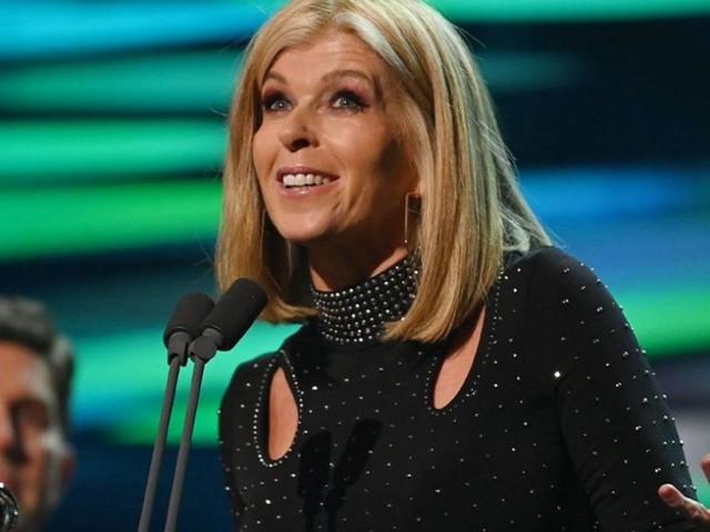 Kate Garraway Moves NTAs Viewers To Tears With Emotional Acceptance Speech