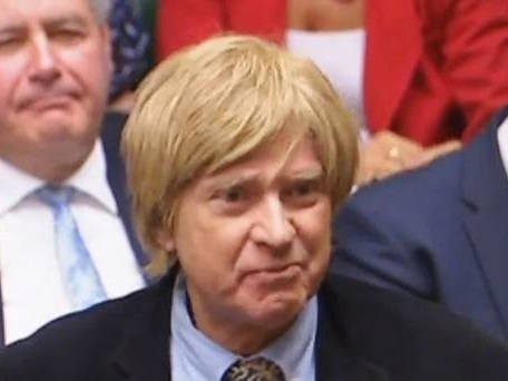 Michael Fabricant jokes he 'may need to resign' after First Dates appearance