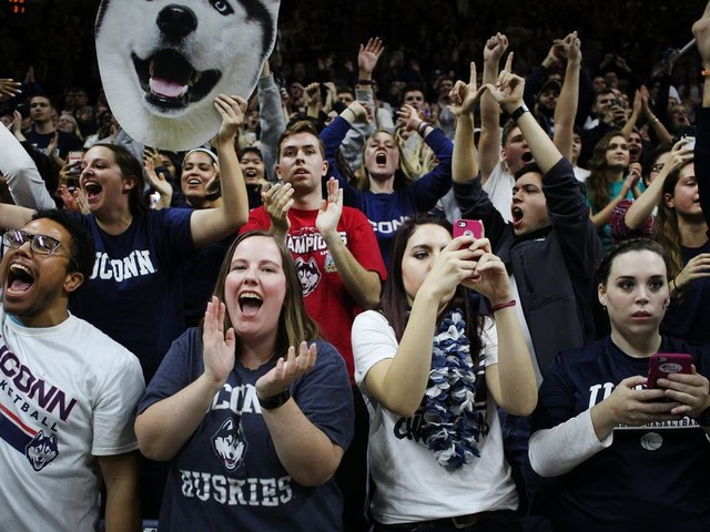UConn basketball just had the best week ever