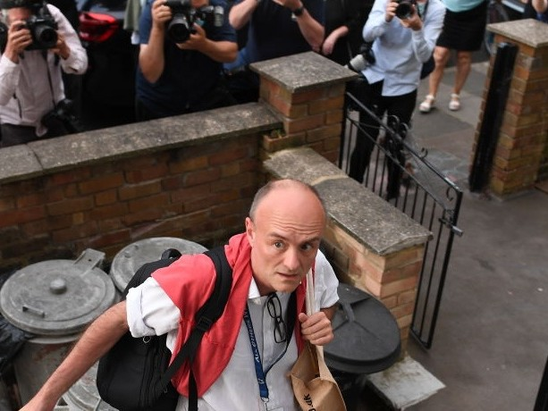 NHS doctor resigns in protest at Dominic Cummings coronavirus scandal