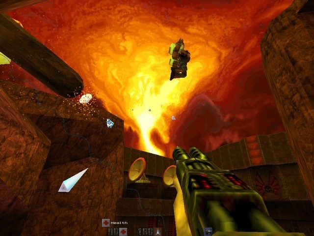 You can grab Quake II for free right now