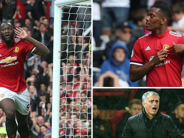 Manchester United news and transfer rumours LIVE Romelu Lukaku and Anthony Martial updates